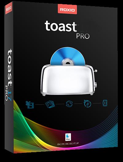 Roxio Toast Titanium 17 Crack + Product Key Mac OS X