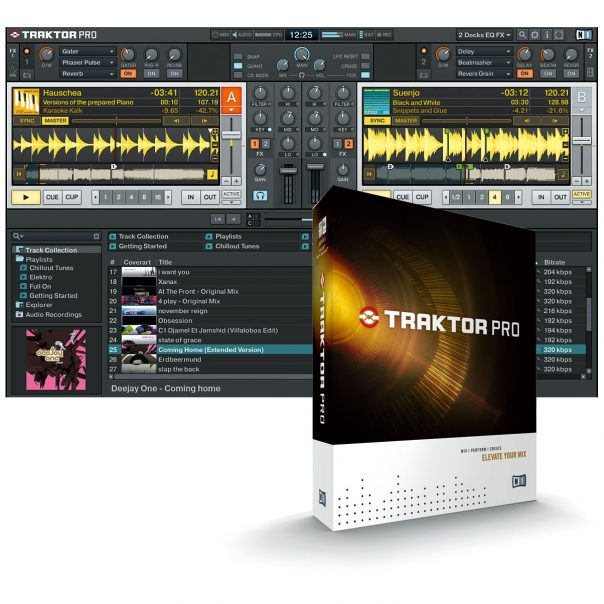 Traktor Pro 3.1.0 Crack Full Version Torrent Free Download