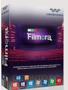 Wondershare Filmora 8.7.4.0 Crack & Serial Key Full
