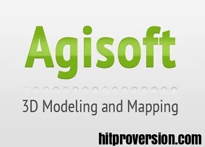 Logo of Agisoft PhotoScan 1.5.5 Crack Full Torrent Free Download [2020]