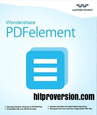 Wondershare PDFelement Pro 7.3.4 Crack & License Key Free [2020]