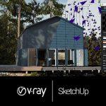 V-Ray 3.60.04 Crack for SketchUp Torrent Free Download
