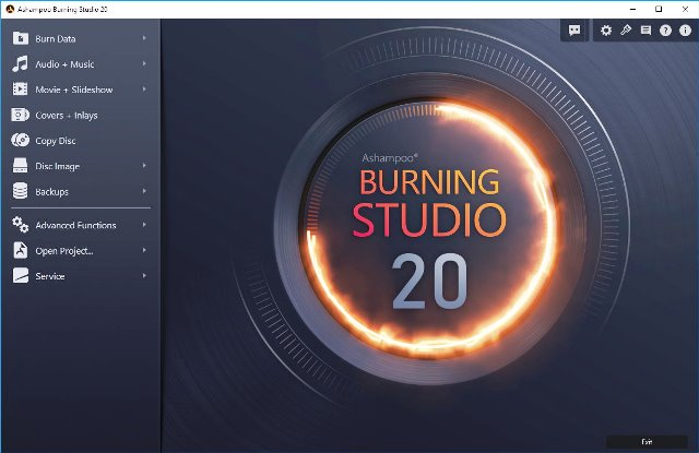 Ashampoo Burning Studio 20.0.3 Crack With Keys 2019 [Windows + Mac]