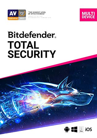 Bitdefender Total Security 2019 Crack + Keygen Full {Lifetime}