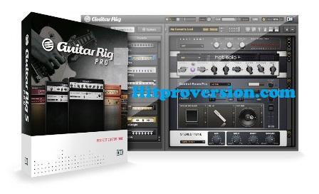 Guitar Rig 5 Pro Crack  [Win + Mac] Torrent Full Download