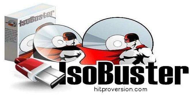 IsoBuster 4.5 Full Crack + Keygen Free Download [2020]