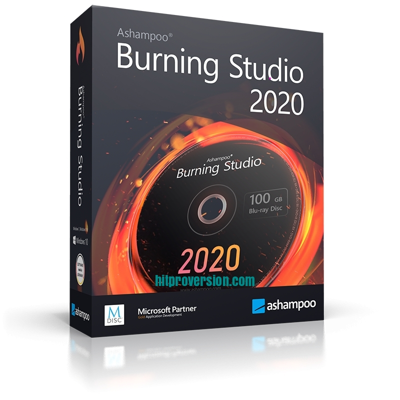 Ashampoo Burning Studio 21.6.0 Crack + Keys Free Download [2020]