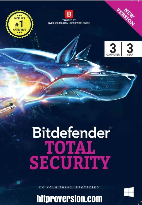 Bitdefender Total Security 2020 Crack + Keygen Full [Updated]