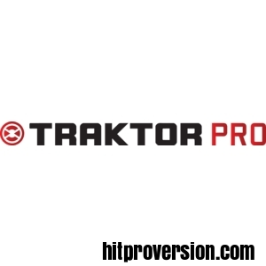 Logo of Traktor Pro 3.2.1. Crack Full Version Torrent Free Download [2020]