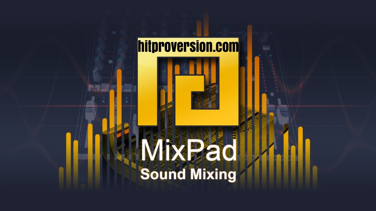 MixPad 5.70 Crack Plus Registration Code Free Download [2020]