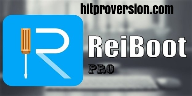 Logo of ReiBoot Pro 7.2.9 Crack + Serial Key Free Download [2019]
