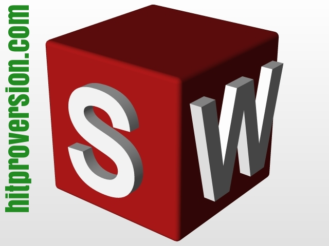 Logo of Solidwork SP 4.0 Crack + License Key Free Download [2019]