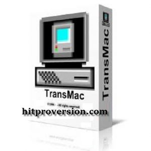 TransMac 12.6 Crack With Full License Key Free Download [2020]