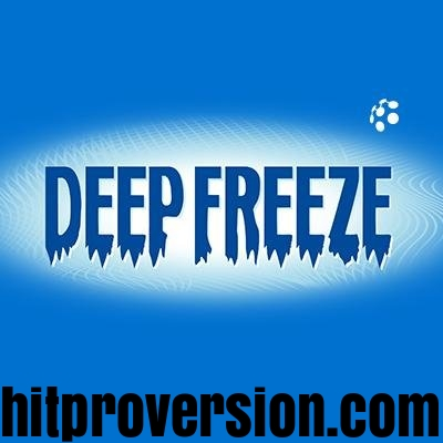 Deep Freeze 8.53 Crack + License Key Free Download [2019]