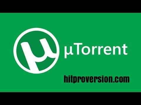 uTorrent Pro 3.5.5 Crack + Key Free Download [2019]