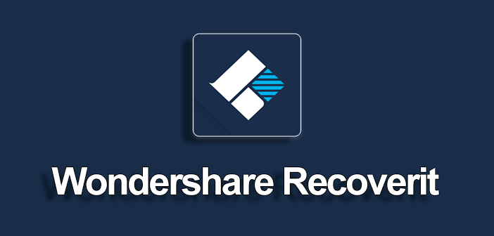 WonderShare Recoverit 8.5.2.4 Crack + Serial Key Free Download [2020]