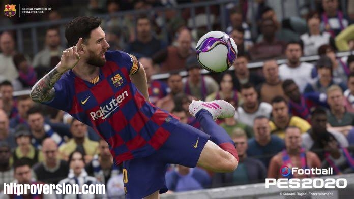 Pro Evolution Soccer 2020 Crack + License Key Free Download [New]
