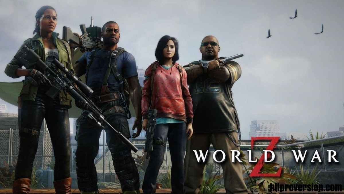 World War Z 2020 Crack With Multiplayer Free Download