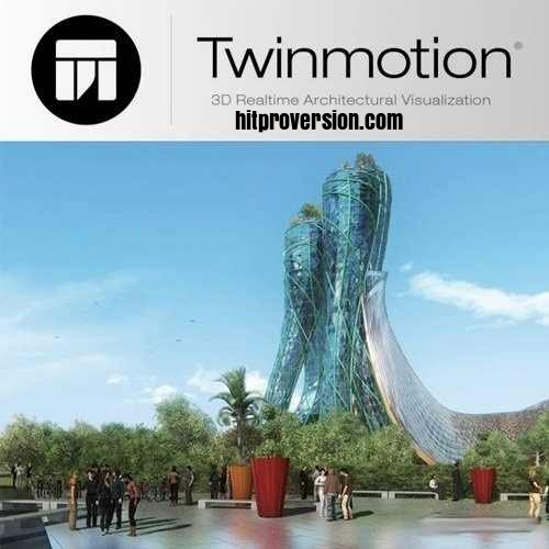 Twinmotion 2020 Crack + License key Free Download Full Version