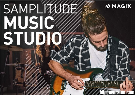 MAGIX Samplitude Music Studio v25.0.0.32 Crack + License Key Free Download