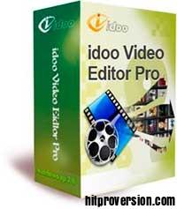 idoo Video Editor Pro v10.0.4 Crack + License Key Free Download