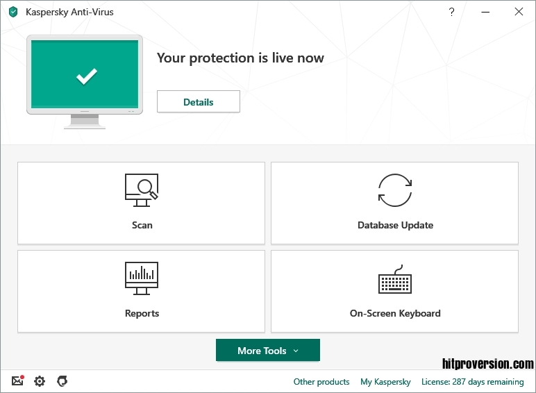 Kaspersky Antivirus 2020 V21.0.13 Crack Full Free Download {Latest}