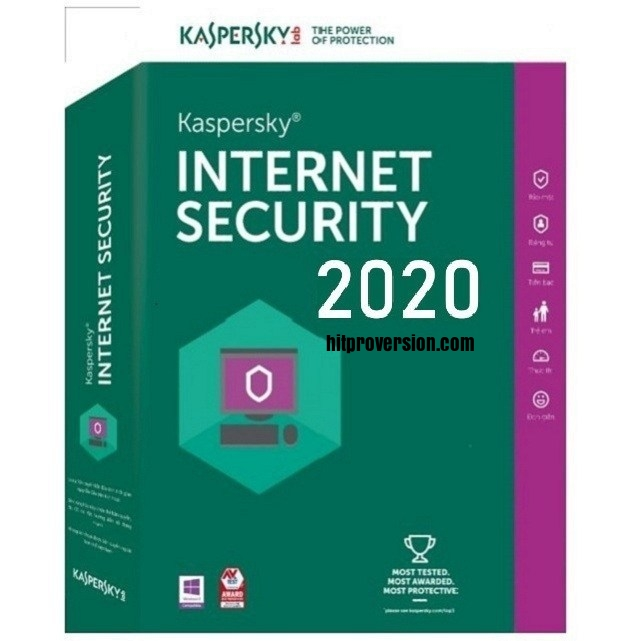 Kaspersky Internet Security 2020 Crack + License Key Free Download