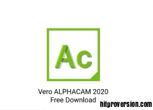 VERO ALPHACAM 2020 Crack + License Key Free Download