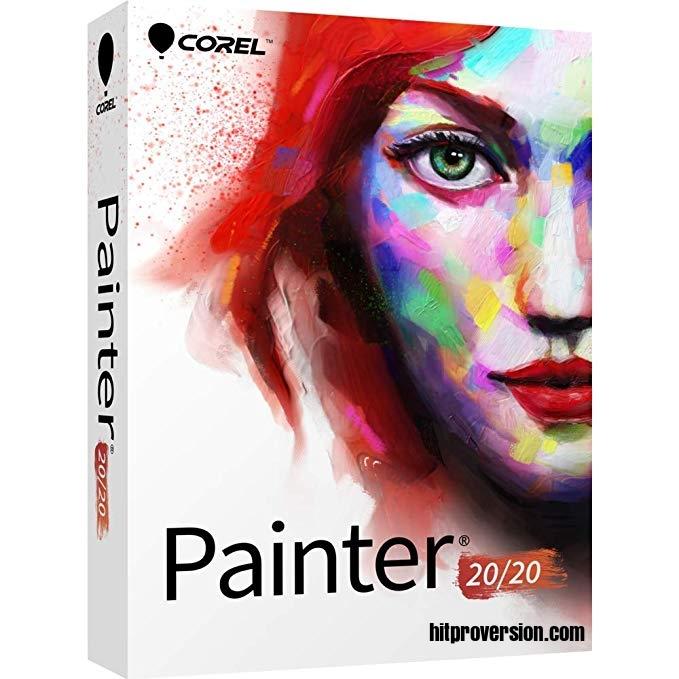 Corel Painter 20.1 Crack Full Version Free Download [2020]
