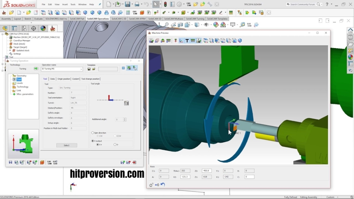 SolidCAM 2020 Crack Full + License Key Free Download [Latest]