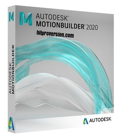 Autodesk MotionBuilder 2020 Crack + License Key Free Download