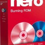 Nero Burning ROM V22.0.01200 Crack + Serial Key Free Download {2020}