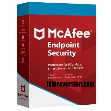 McAfee Endpoint Security v10.7.0.753.8 Crack + License Key Free Download