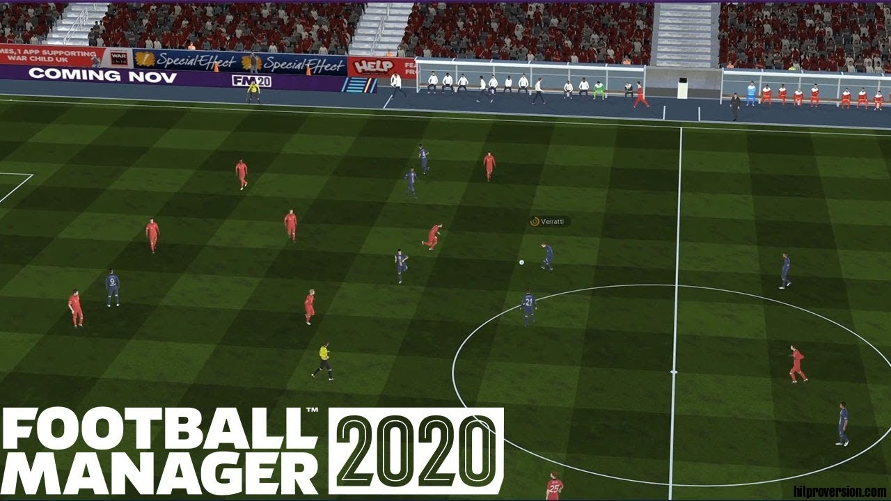 Football Manager 2020 Crack For PC Game Free Download {Latest}