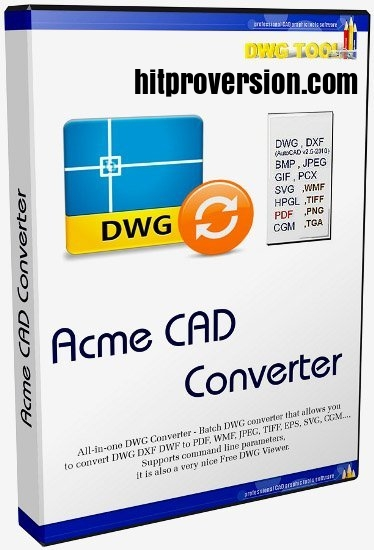 Acme CAD Converter 2020 Crack + Serial Key Free Download [Latest]